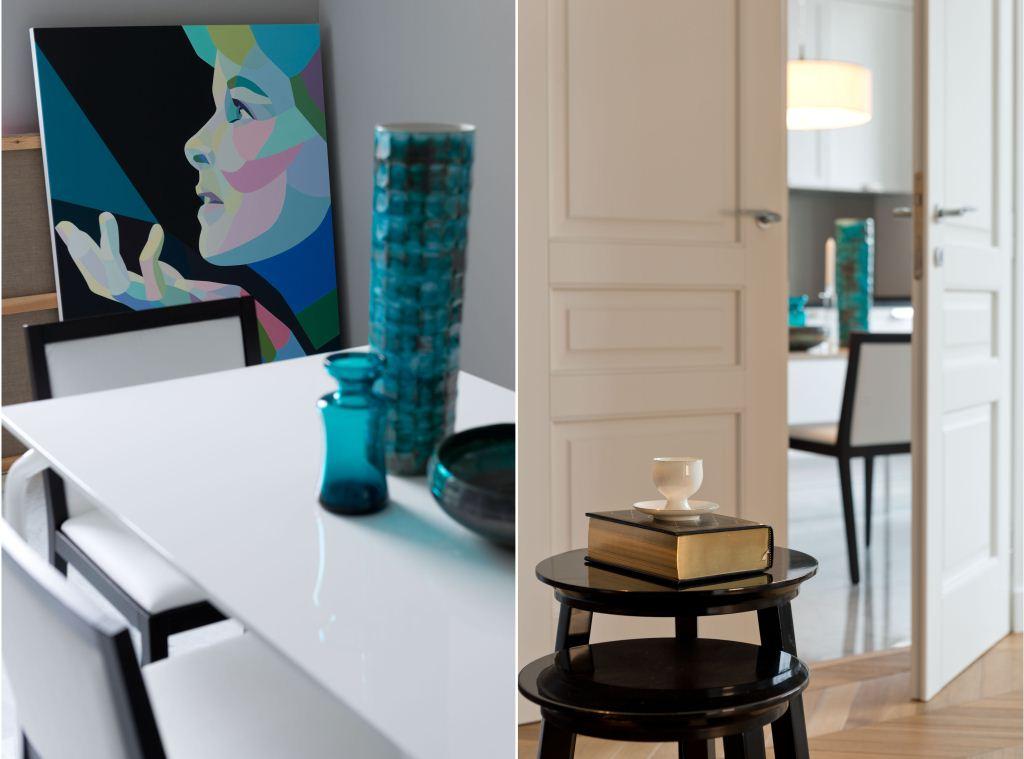 Гостиная и кухня. Детали