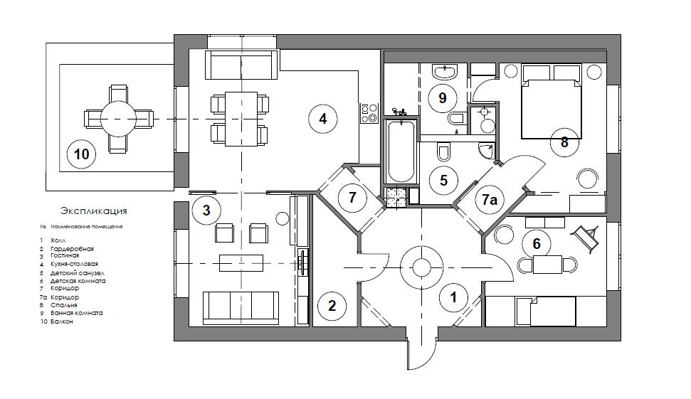 планировка 2