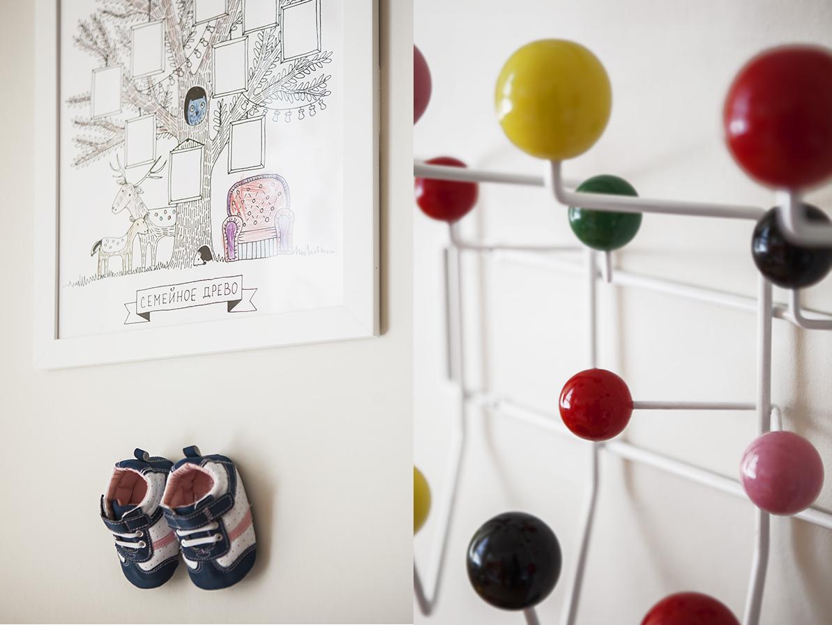 Детская комната. Детали