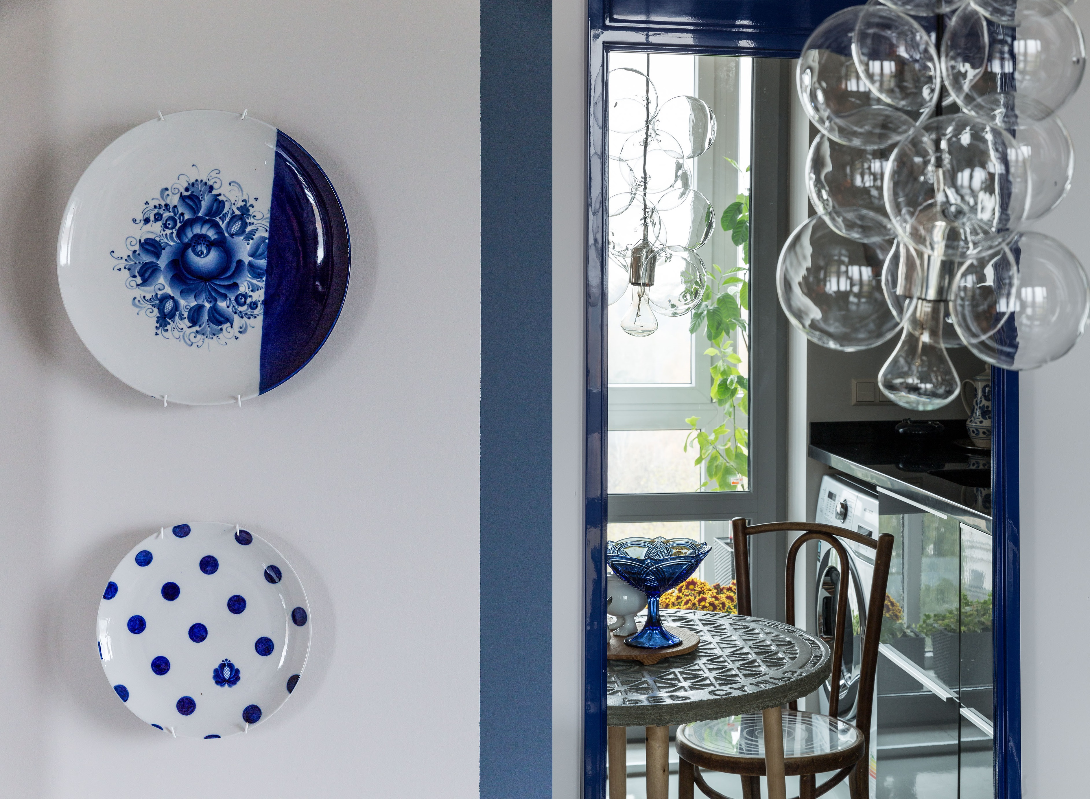 Кухня и гостиная. Детали