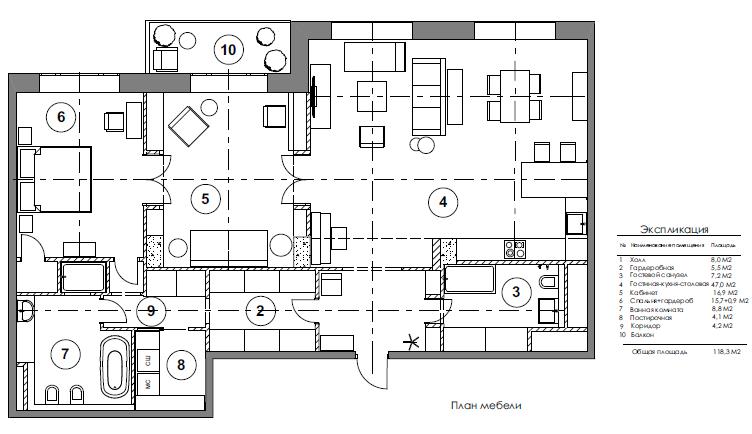 план мебели_крылатские холмы