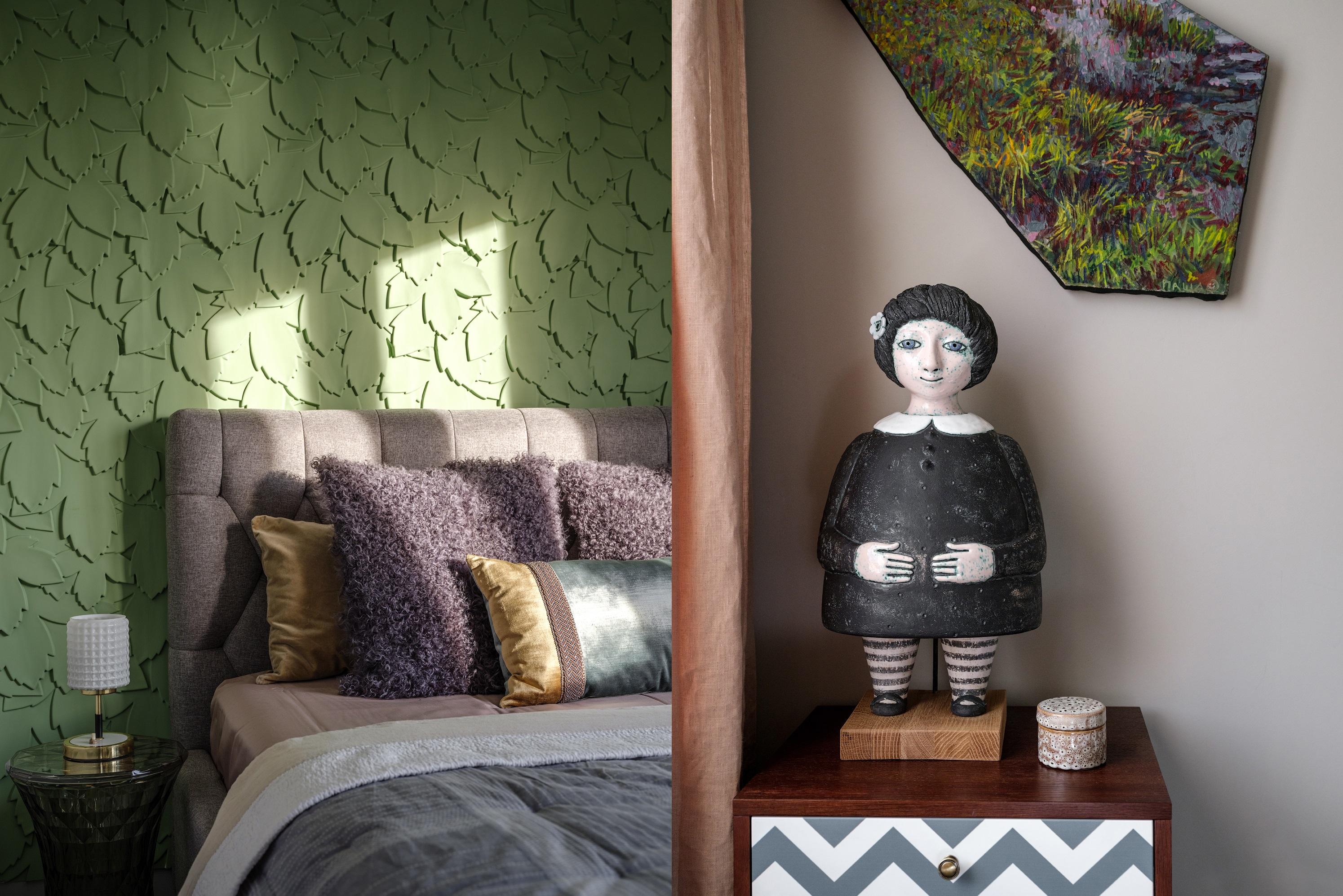 Спальня, детали